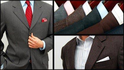 In minutes you can build custom men's suits dress shirts bespoke blazers sports jackets and overcoats.